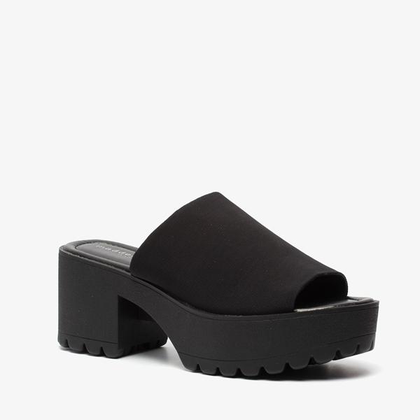 Madden Girl dames slippers met hak 1