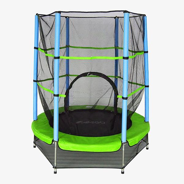 Trampoline 139 CM groen 1