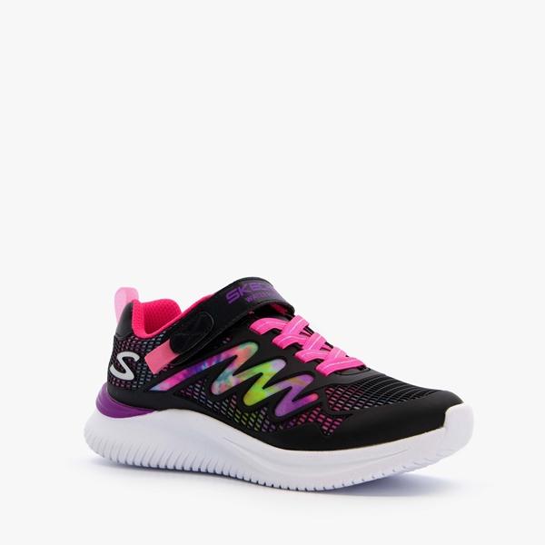 Skechers Jumpsters Radiant Swirl meisjes sneakers 1