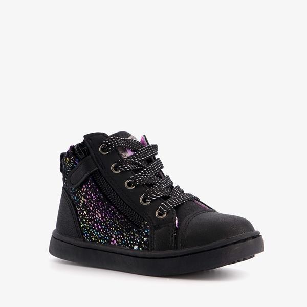 Blue Box hoge meisjes sneakers 1