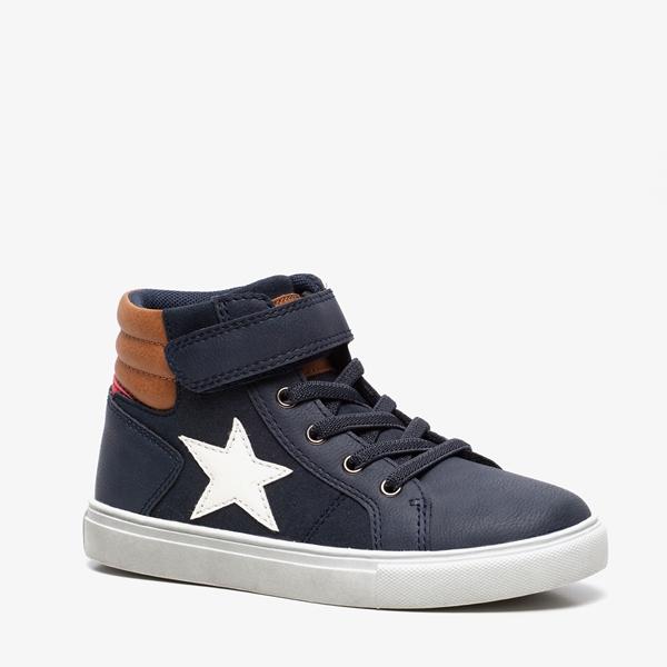 Blue Box hoge jongens sneakers 1