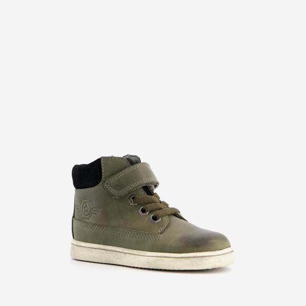 TwoDay hoge leren jongens sneakers 1