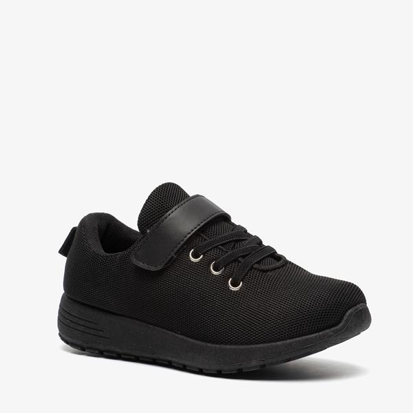 Kinder sneakers zwart 1