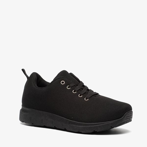 Dames sneakers zwart 1