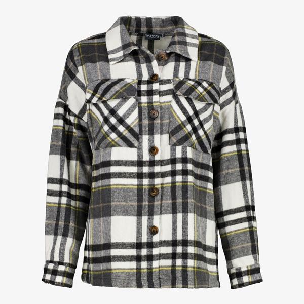 TwoDay geruite dames blouse 1