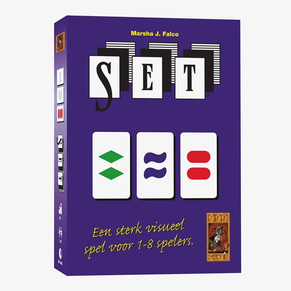 Spel Set - Kaartspel 1