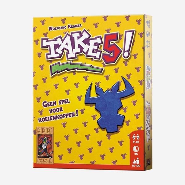 Take 6 - Kaartspel 1