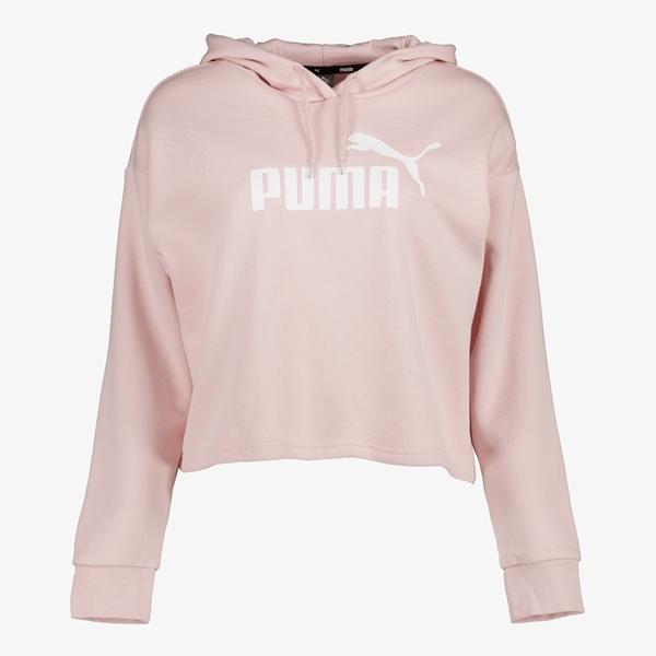 Puma Essentials Cropped dames sweater 1