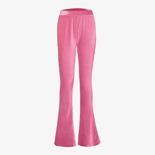 TwoDay meisjes velours flared broek 1