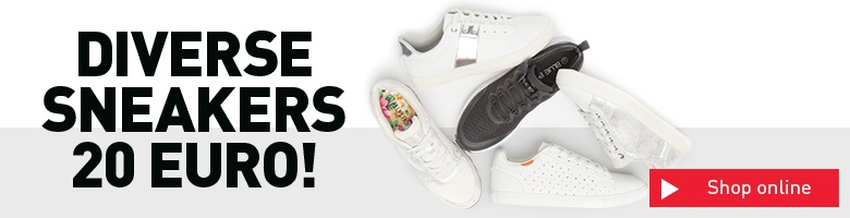 Banner - Sneakers 20 euro