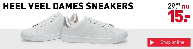 Banner dames sneakers sale week 32