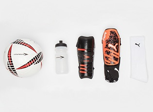 Voetbal accessoires