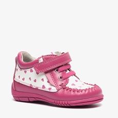 TwoDay leren meisjes eerste loopschoenen