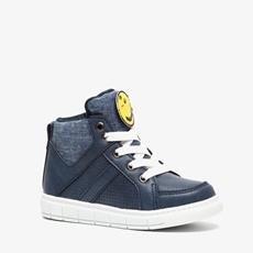 Blue Box jongens emoticon sneakers