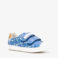 Stapp leren jongens schoenen
