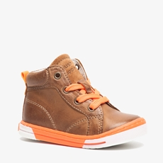 Hush Puppies leren jongens veterschoenen