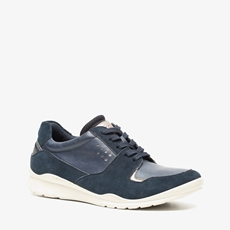 Ecco Mobile leren dames sneakers