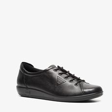 Ecco Soft 2 leren dames schoenen