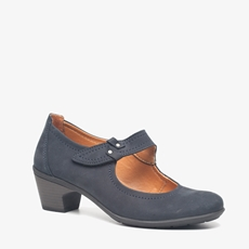 Natuform leren dames pumps