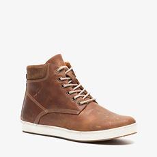 Output leren dames schoenen