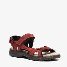 Output leren dames sandalen