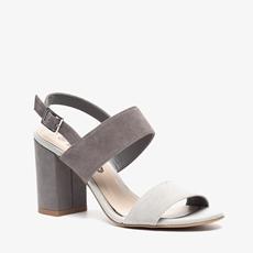 TwoDay suede dames sandalen