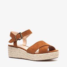 Blue Box dames sandalen