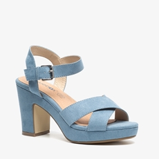 Blue Box dames sandalen