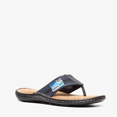 Blue Box heren teenslippers