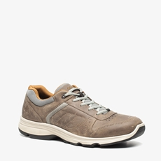 Ecco Light IV Sage leren heren veterschoenen