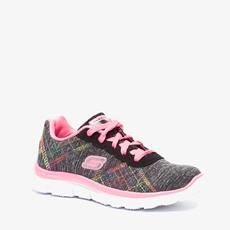 Skechers Flex Appeal meisjes sneakers