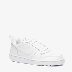 Nike Court Borough leren dames sneakers