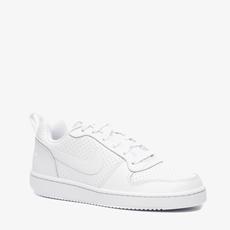 Nike Court Borough leren dames sneakers