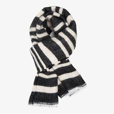 Gestreepte dames sjaal