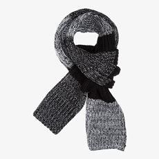 Gebreide heren sjaal
