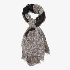 Dames sjaal print