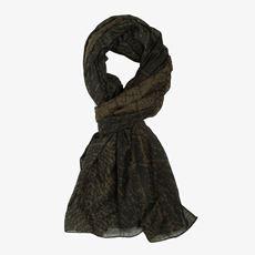 Groene dames sjaal