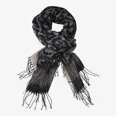 Dames sjaal luipaard