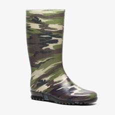 Dunlop camouflage regenlaarzen