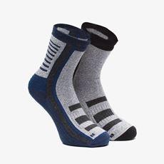 2 paar kinder sokken