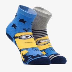 2 paar Minions kinder sokken