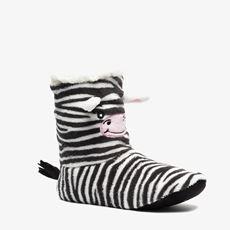 Thu!s zebra kinder pantoffels