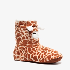 Thu!s giraffe kinder pantoffels