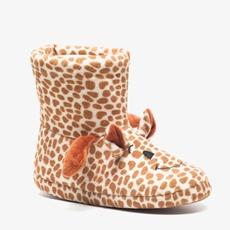 Thu!s kinder pantoffels giraffe