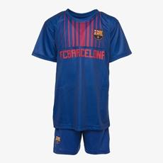 FC Barcelona tweedelige kinder sport set