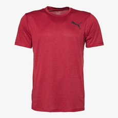 Puma Puretech Heather heren sport t-shirt