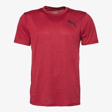 Puma Puretech Heather heren sport t-shirt
