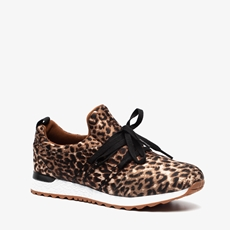 Claudia Ghizzani dames leopard sneakers