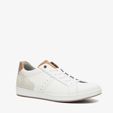 Van Beers leren heren sneakers
