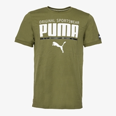 Puma Style Athletic heren sport t-shirt